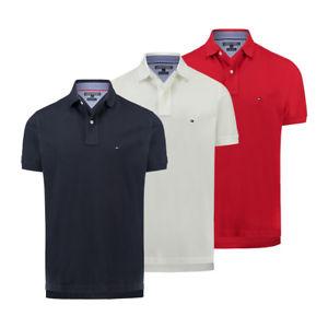 """Tommy Hilfiger Herren Poloshirt """"Core New Tommy"""" Kurzarm in 3 Farben für 34,90€"""