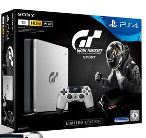 aldi nord playstation 4 slim 1tb mit gran turismo sport. Black Bedroom Furniture Sets. Home Design Ideas