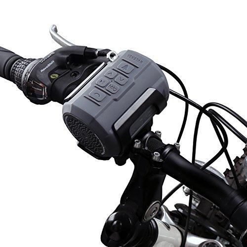Venstar Fahrrad Lautsprecher(Bluetooth 4.0, 6W, FM Radio, inkl. Befestigungskit) für 29,99€ (Amazon)