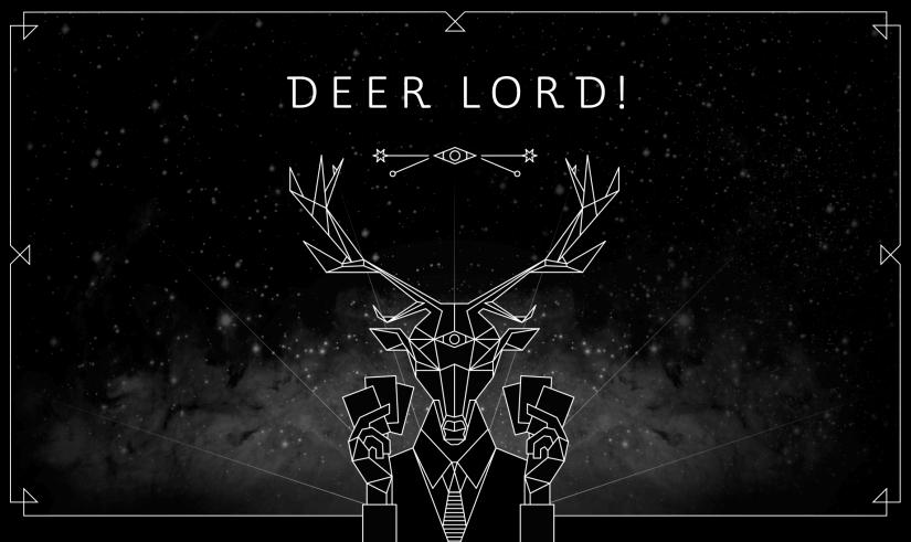 Deer Lord - Kostenloses Partyspiel zum ausdrucken