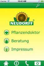 Neudorff Pflanzendoktor App kostenlos (Apple/Android)