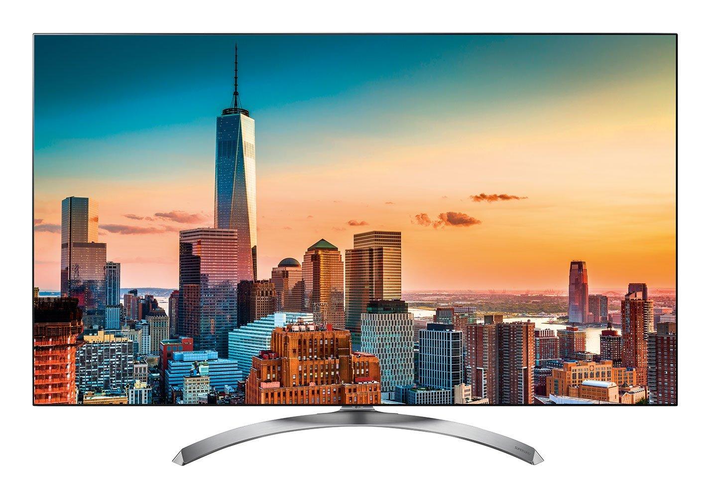LG 60 SJ8509 - 151 cm (60 Zoll) Fernseher (4K Super Ultra HD, HDR 10 [NBB]