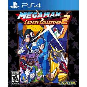 MegaMan Legacy Collection 2 (PS4/XBOX) für 19,02€ @Play-Asia