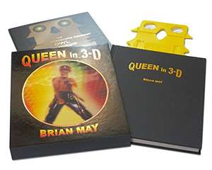 [Amazon] Queen in 3D (3d Stereoscopic Book) (Englisch) Gebundene Ausgabe
