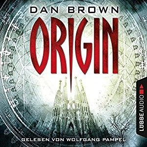 Audible - Dan Brown Origin kostenloses Hörbuch mit 30 Tages kostenfreiem Test.