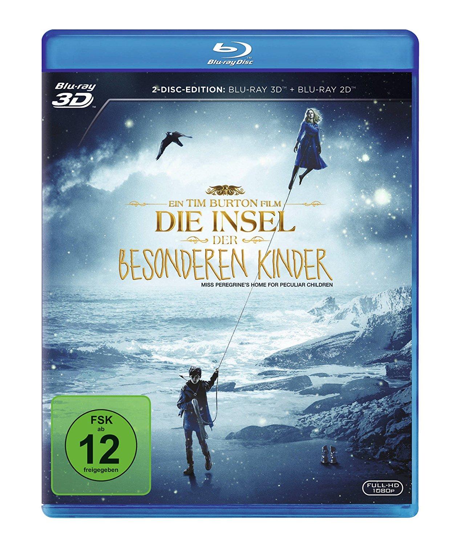 [Amazon] Die Insel der besonderen Kinder [3D Blu-ray] für 13,58€ (Amazon Prime)
