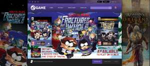 "South Park The Fractured But Whole + Bonus South Park The Stick of Truth Sofortlieferung für beide Games! 12% Rabattcode: ""SMART-FART"""