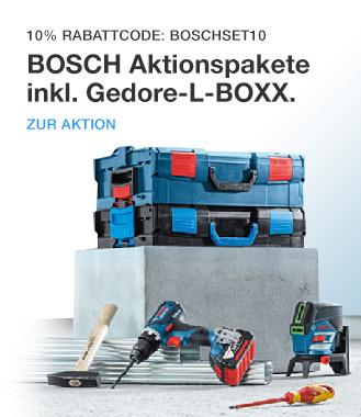 Bosch Bohrhammer GBH 2-28 F mit SDS-plus, L-BOXX und Gedore-BOXX für 219,15 €