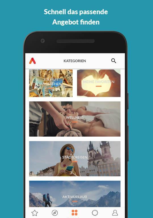 Animod - 10€ Rabatt bei Buchung über die App -