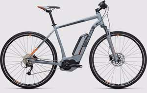 Cube Cross Hybrid One 400 eBike