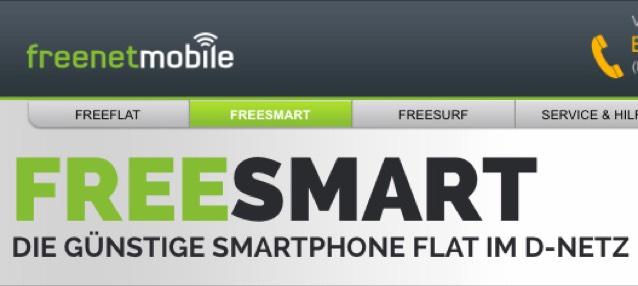 Freenet - Günstige Internetflat im Vodafonenetz ohne Vertragslaufzeit - Aktion läuft am 23.10.17 aus - ohne Anschlussgebühr und ohne Datenautomatik
