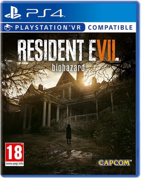 Resident Evil 7 Biohazard (PS4) wieder für £15.00 + Versand erhältlich [Amazon UK]