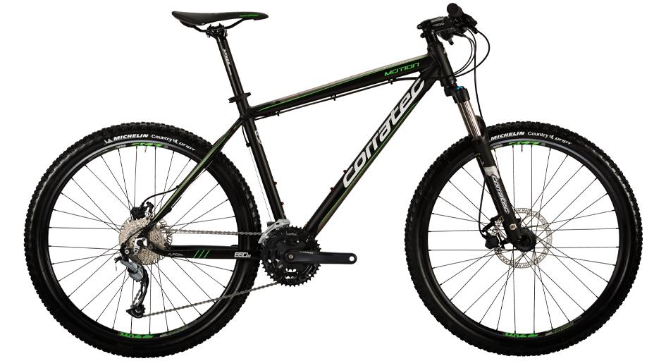 Corratec X-Vert 650B 27,5 Zoll Motion MTB Mountain Bike - Vorführbikes @ sport 1a