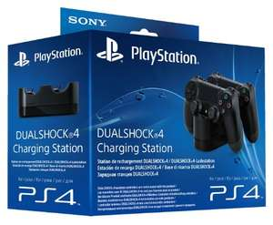 PlayStation 4 - DualShock 4 Ladestation für 20,35€ (Amazon Prime)