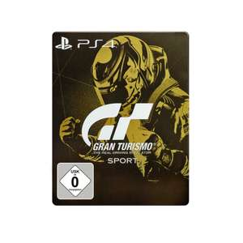 [Müller Filiale lokal] Gran Turismo: Sport Steelbook Edition (PS4)
