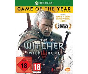 The Witcher 3 - Game of the Year Edition (Xbox One) für 12€ im Russischen Xbox Store