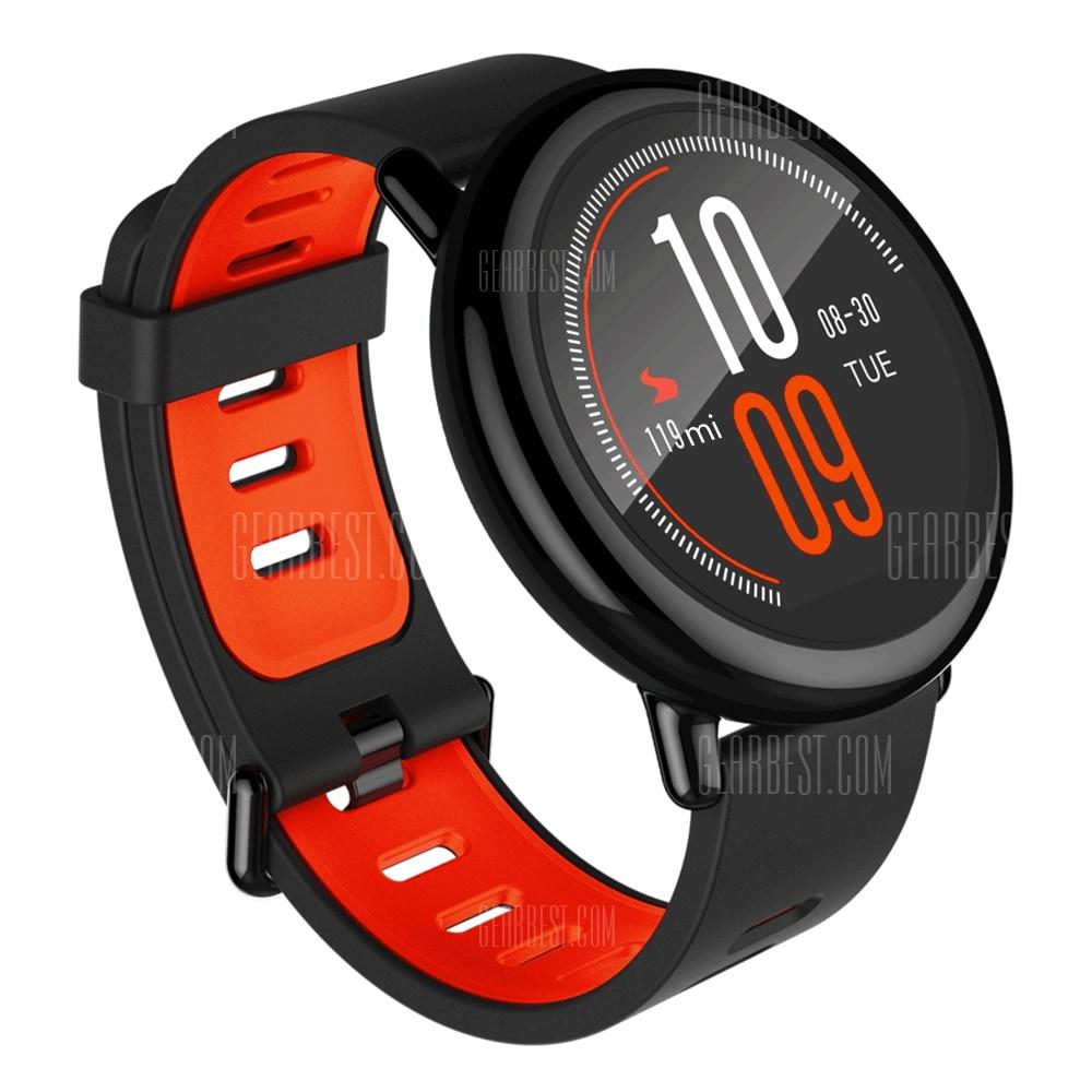 Xiaomi Huami AMAZFIT Sports Bluetooth Smart Watch  -  ENGLISH VERSION  BLACK
