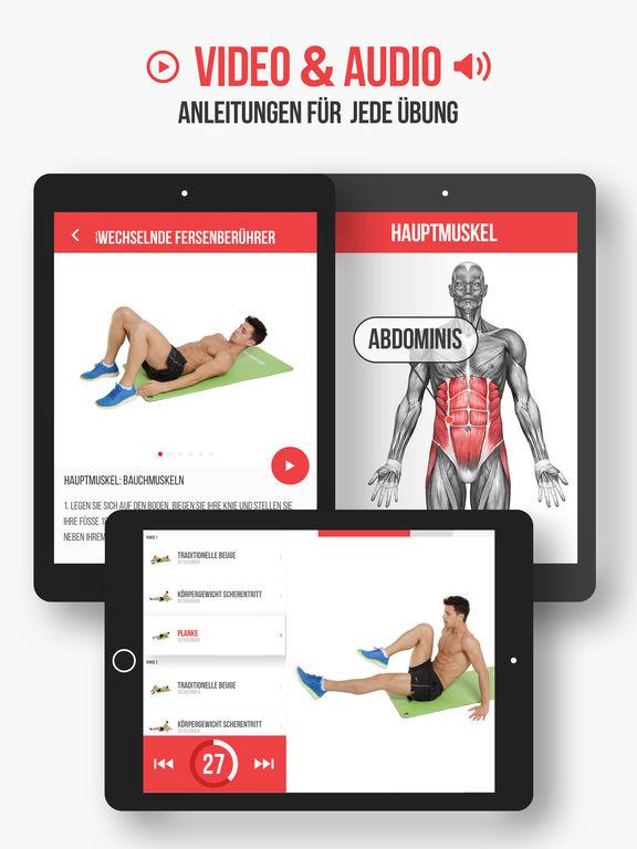Fitness-Apps von VGFiT kostenlos statt 3,49€ [iOS]
