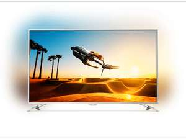 [Saturn] PHILIPS 55PUS7272/12, 139 cm (55 Zoll), UHD 4K, SMART TV, LED TV, Ambilight 3-seitig, DVB-T2 HD, DVB-C, DVB-S, DVB-S2 für 799,-€ Versandkostenfrei