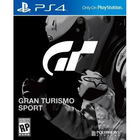 PS4 Gran Turismo Sport (Standard Edition)