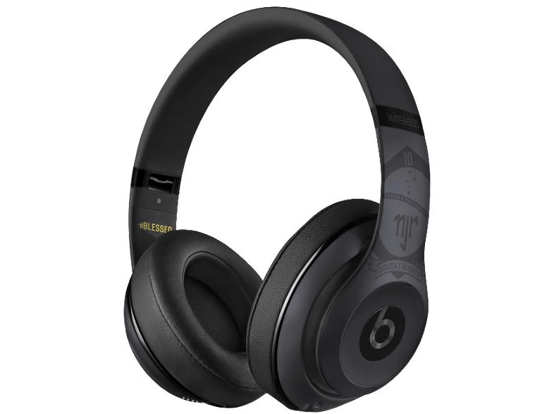 BEATS Studio Wireless Neymar Jr. Special Edition, Over-ear Kopfhörer, Headsetfunktion, Kabellos und Kabelgebunden, 1.2 m Kabel, Schwarz für 144€ Saturn