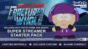 [Steam / Uplay / PS4 / XBOX One] The Fractured But Whole Twitch Prime Content