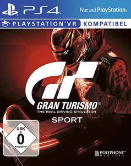 MCGame: Gran Turismo Sport [PS4 Box] nur noch heute 20% günstiger für 53,89 +2,99 VSK statt 69,99 +2,99 VSK