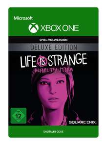 Life is Strange: Before the Storm - Deluxe Edition (Xbox One) für 16,99€ (Amazon)