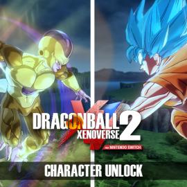 Dragon Ball Xenoverse 2 - Alle Spielbaren Charaktere freischalten (Nintendo Switch)