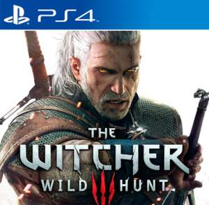The Witcher 3: Wild Hunt (PS4) für 14,99€ [PSN]