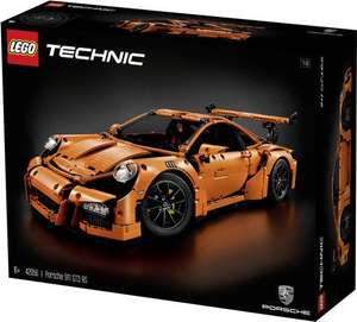 (myToys) LEGO 42056 Technic: Porsche GT3 RS *Neukunde*UPDATE*