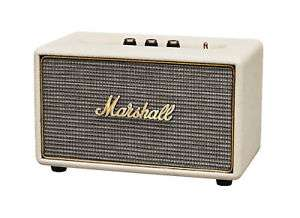 [eBay]  Marshall Acton Lautsprecher (41W RMS, Bluetooth 4.0, EDR aptX, 3.5mm Audioeingang, Netzbetrieb) in creme