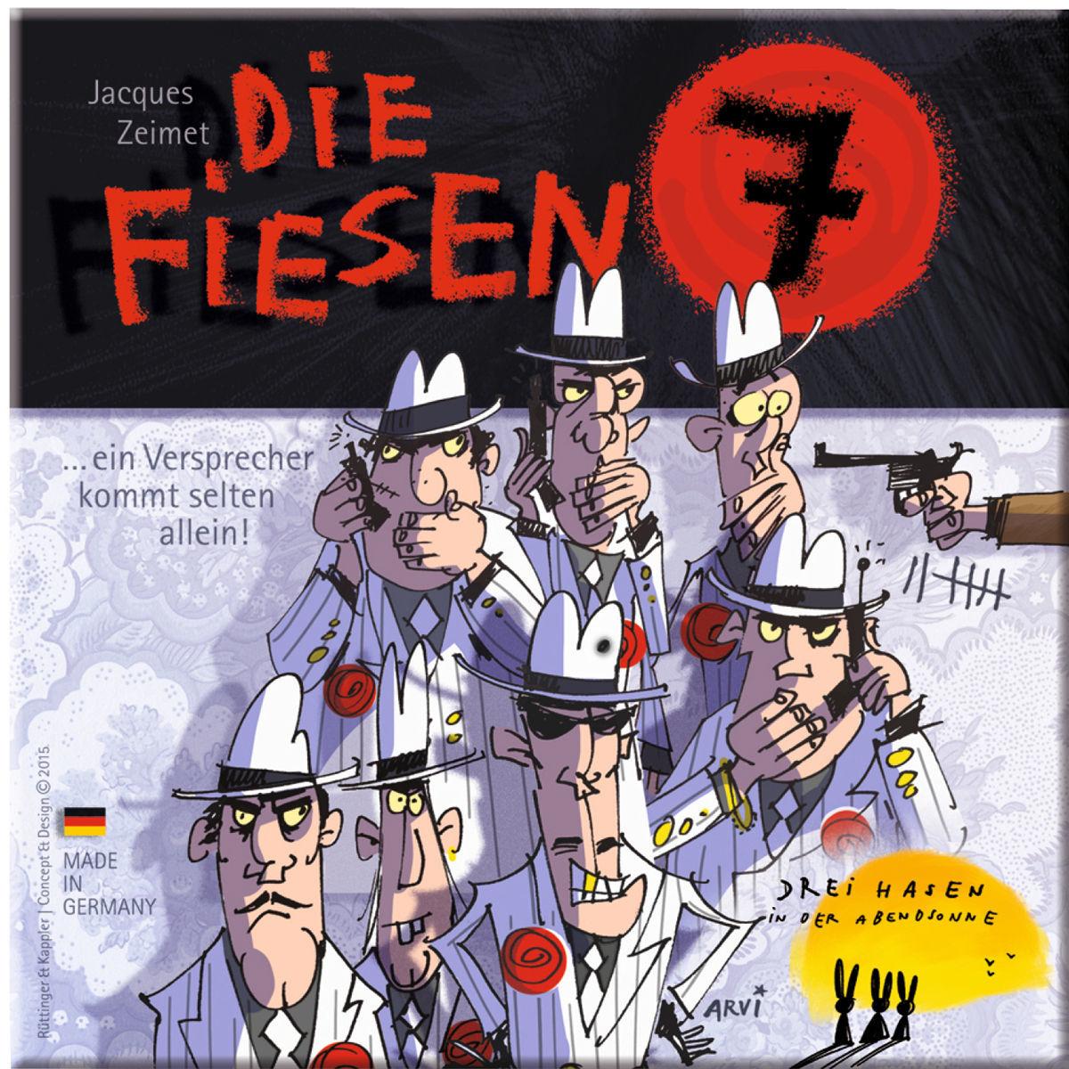 "Noris™ - Gesellschafts-Kartenspiel ""Die fiesen 7"" ab €6,28 [@Karstadt.de]"
