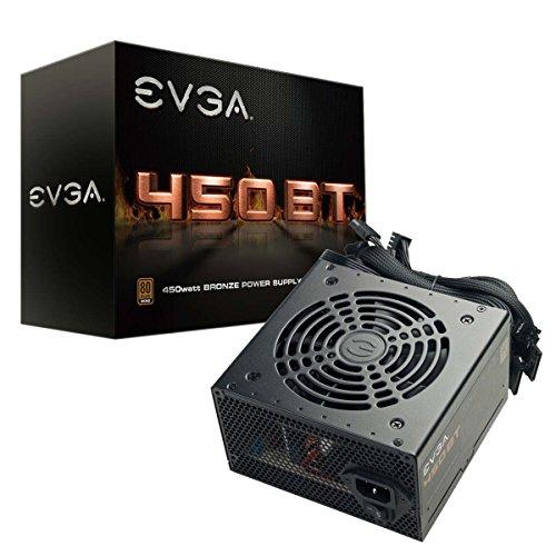 EVGA 450 BT, 80+ Bronze 450W Netzteil für 29,77€ (Amazon.com)