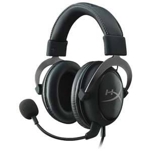 [Amazon und Mediamarkt] Hyperx Cloud II Gun Metal Headset für 66€ bzw. 56€ (PC, PS4, Xbox One)