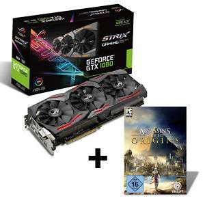 [Ebay Plus]  Asus gtx 1080 strix advanced 8gb