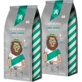 Café Royal Lord James 2x500g mit 60% Rabatt im Migros Shop