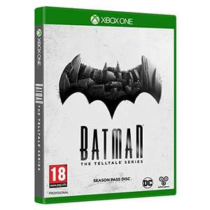 Microsoft Xbox One - Batman: The Telltale Series für €8,23 [@Amazon.it]