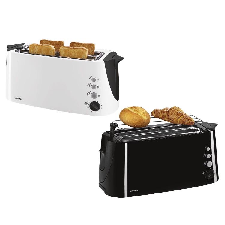 SILVERCREST® Doppel Langschlitz-Toaster SDLT 1500 A2 #Lidl-Online