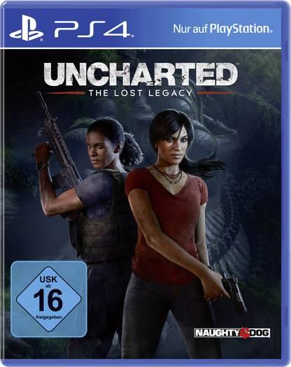 [Voelkner] Uncharted: The Lost Legacy PS4 für 29,44€ Versandkostenfrei (VSK FREI)