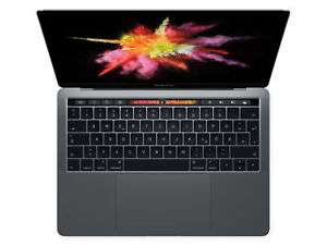 "Apple MacBook Pro 13"" Touch Bar, i5 3,1 GHz, 8 GB RAM, 256 GB SSD, space grau /MPXV2D/A"