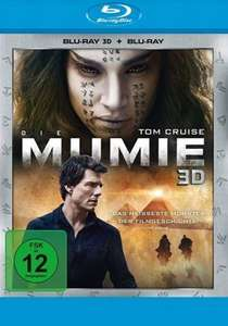 Die Mumie 3D (+ 2D) Blu-ray [amazon.de]