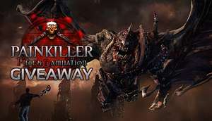 Painkiller: Hell & Damnation kostenlos [Gamesessions]
