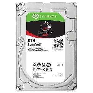 Seagate IronWolf NAS HDD Festplatte ST8000VN0022 - 8TB für 214,97€ (eBay Plus)