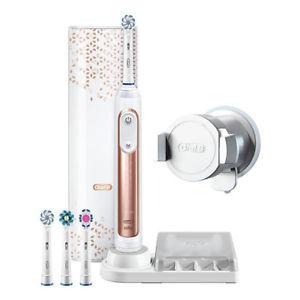 Oral-B Genius 9000S Rosegold Elektrische Zahnbürste Blueteeth (LOL) mit 80€ CASHBACK = 54,90€