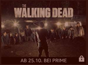Ab 25.10 The Walking Dead, Staffel 7 PRIME