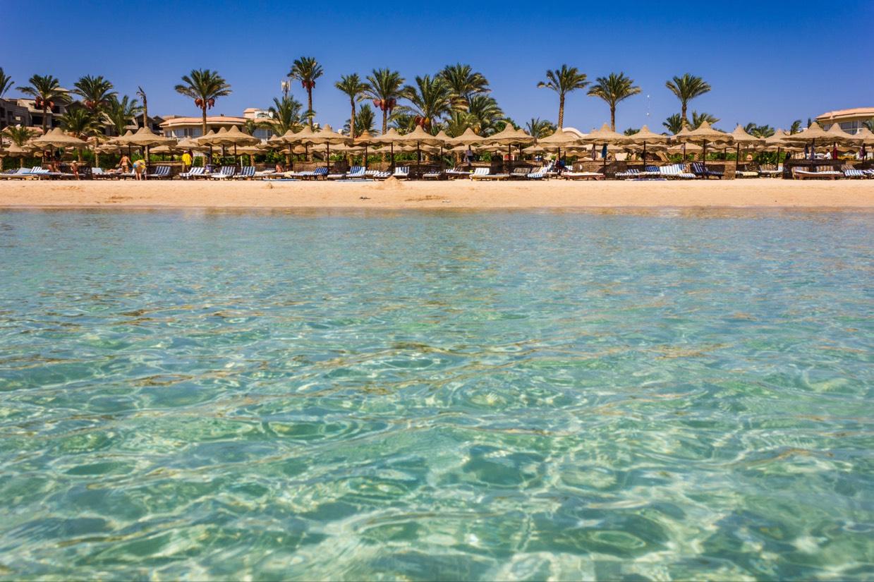 Reise nach Hurghada – 1 Woche All Inclusive im 4* Hotel mit Flug und Transfer schon für 185€ p.P.