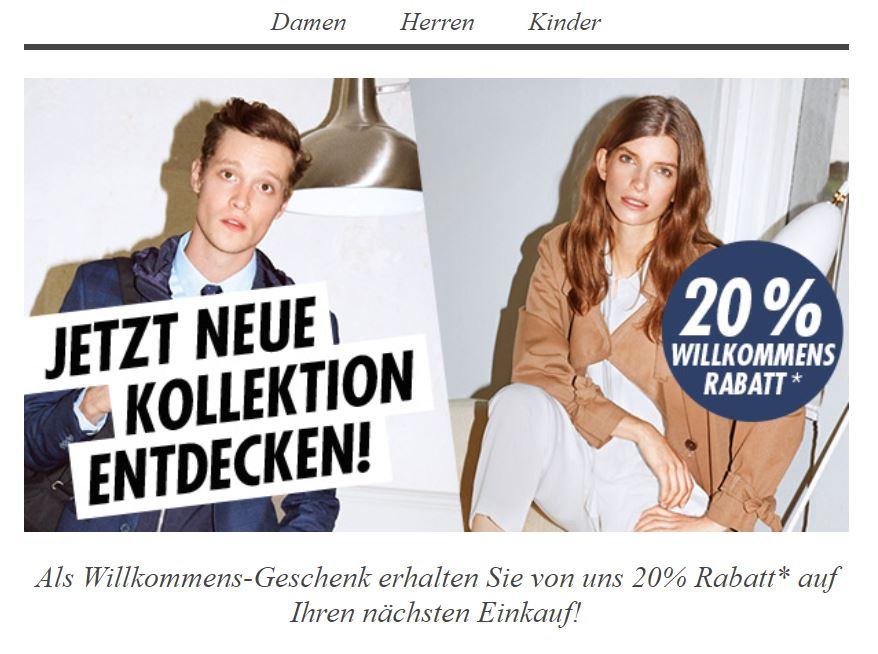 Görtz.de: 20% Newsletter Rabatt (statt 10%) für Neukunden (?) bis 29.10.