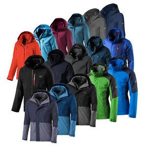 eBAy WoW Angebot / McKinley Damen und Herren Doppeljacken 3in1 Jacken