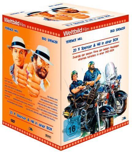Bud Spencer & Terence Hill Monster-Box - Weltbild-Edition (DVD) für ~ 41,11€inkl. Versand @kidoh.de